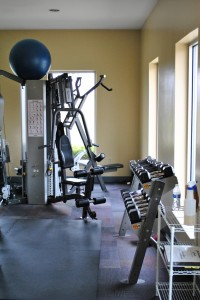 Goldwater Fitness Room